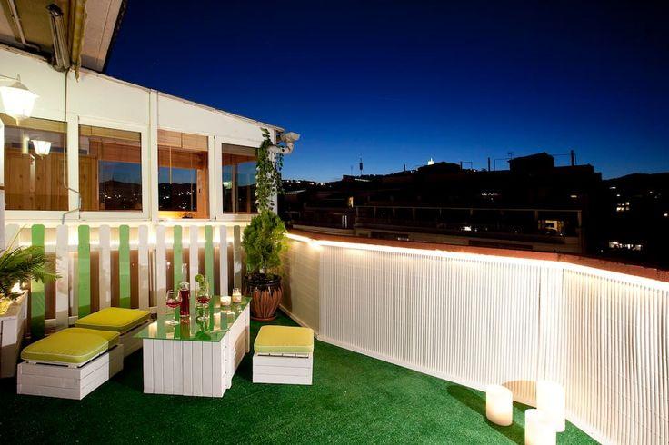 ATIC GAUDI GRACIA - Appartements à louer à Barcelone, Catalogne, Espagne