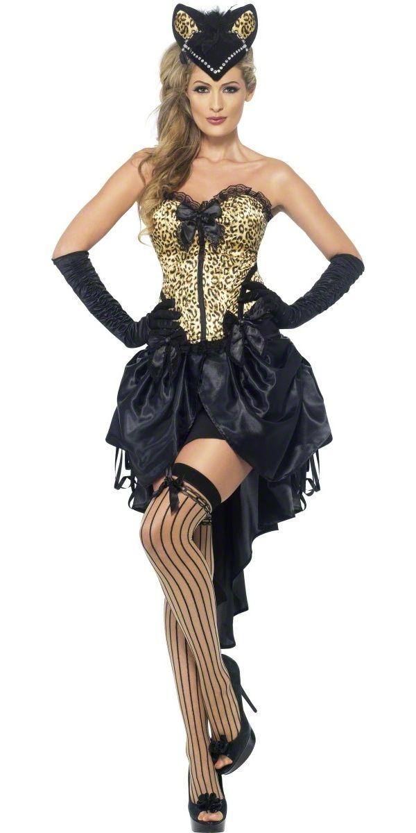 Cabaret Dancer Kitty Jones | ... / Déguisement Femme / Moulin Rouge / Costume burlesque Kitty