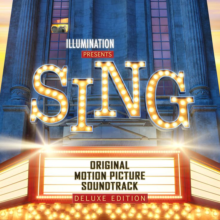 Auditions by Sing Cast - Sing (Original Motion Picture Soundtrack Deluxe)