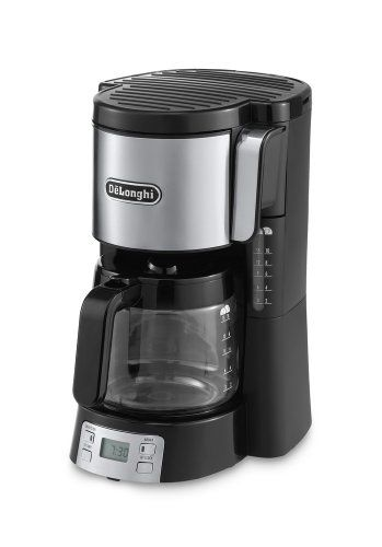 220-240 Volt / 50-60 Hz, Delonghi ICM15250 Drip Coffee Maker, FOR OVERSEAS USE ONLY, WILL NOT WORK IN THE US * Details can be found by clicking on the image.