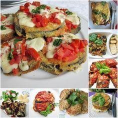ricette con melanzane ..in questo post ecco tutte le ricette che hanno come protagonista assoluto le melanzane Raccolta ricette La cucina di ASI