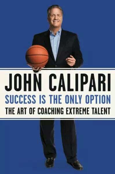 As I'm in the middle of my preparation with Michigan State, I was reminded I have a book coming out Tuesday. The book is about coaching young, extreme talent. The process and the challenges. I think it's a good read, but that's just me. My focus is on Tuesday's game. I'll focus on Wednesday when it gets here.