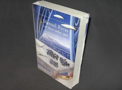 Los libros arden mal - Manuel Rivas