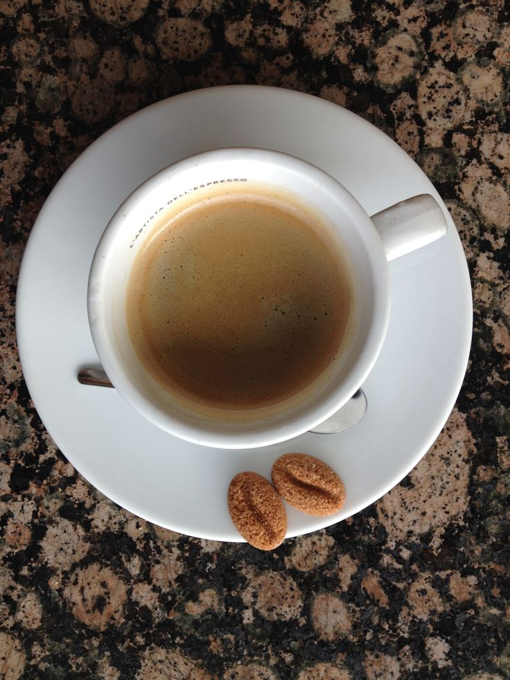 Good morning coffe with Figurina sugar