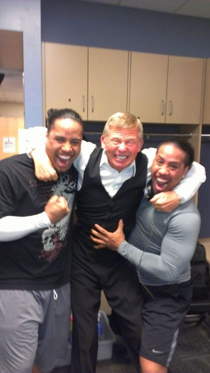 58 best roman and the twins usos images on pinterest - The usos theme song so close now ...
