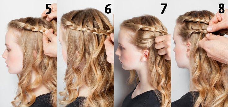 Peinados para pelo largo para ninas 8 peinados faciles - Peinados nina pelo largo ...