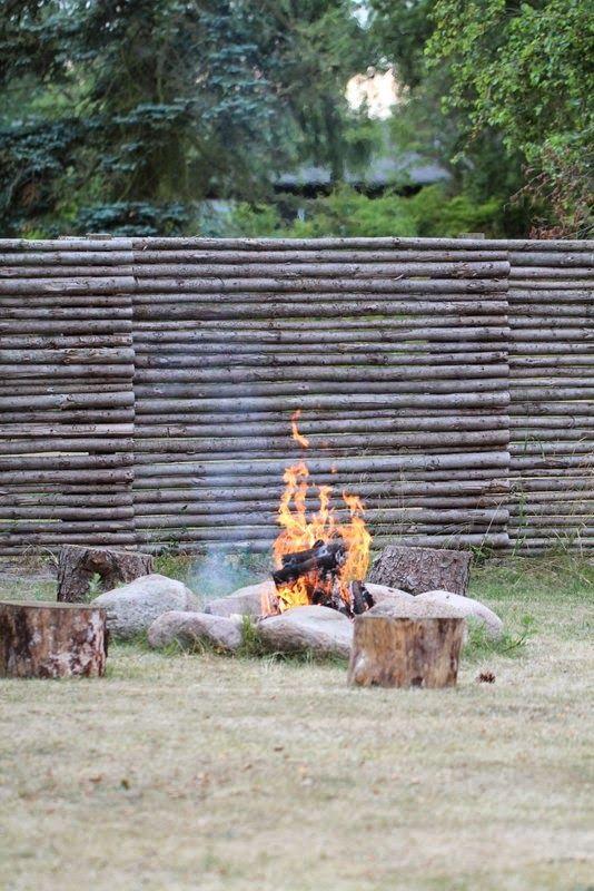 BÅLPLADS FOR ALLE - Bonfire in the garden