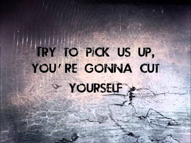 Broken Glass Park Lyrics