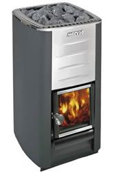 HAR-M3 Harvia Stove - Sauna Room Woodburning Heater