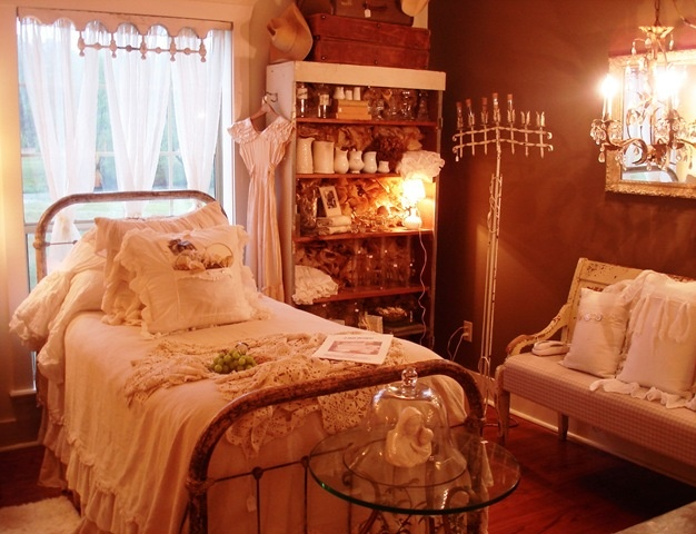 Linens & Lace Bedroom