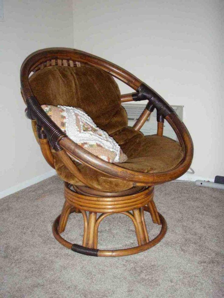 Papasan Rocker Chair Cushion