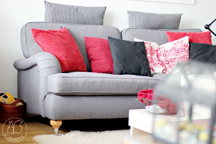 Oravanpesä | Furninova Birgminham -sohva