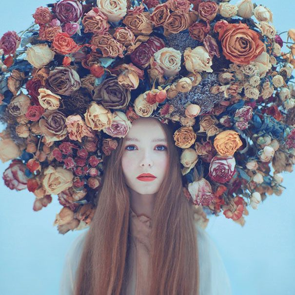 Oleg Oprisco, an inspirational 26-year-old photographer from Lviv, Ukraine, has developed a beautiful unique style of surreal photographs with astonishing girls in dramatic landscapes. What is perhaps most surprising about his work is that the artist doesn't use any fancy cameras and lenses – just good the old Kiev 6C and Kiev 88 film cameras.