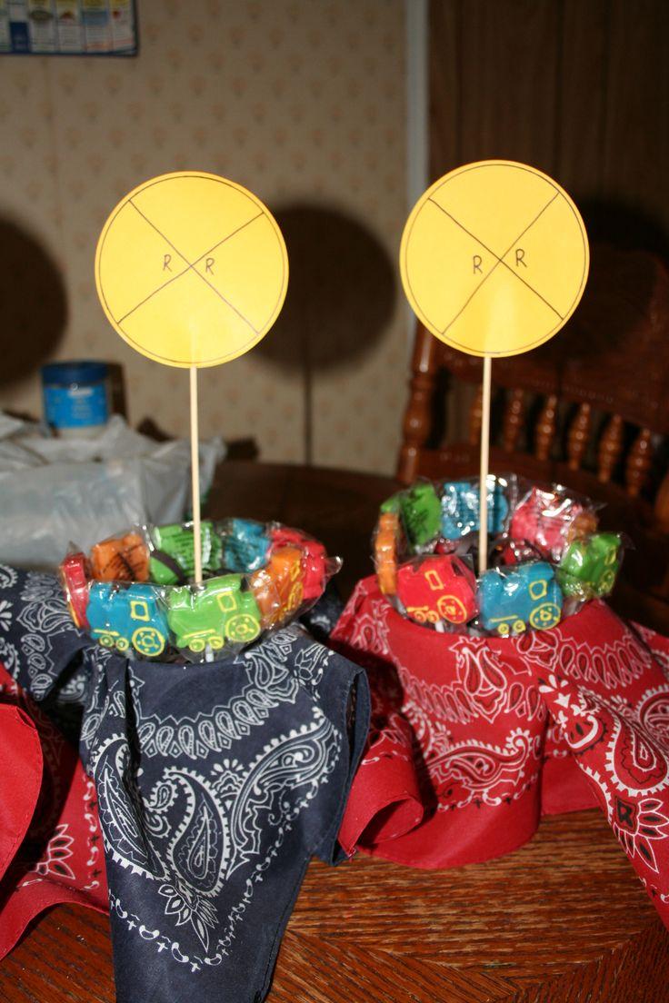 Centerpiece Ideas Parties