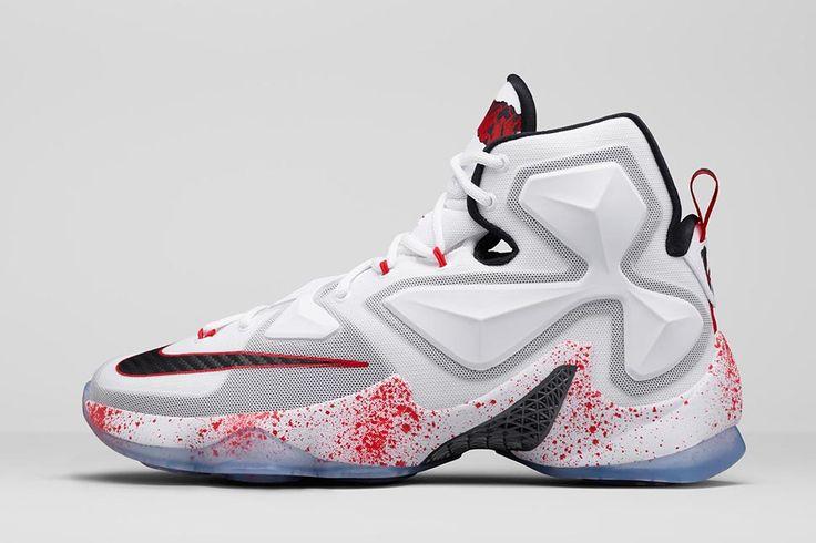"Nike LeBron 13 ""Friday the 13th"" (Detailed Pics & Release Date) - EU Kicks: Sneaker Magazine"
