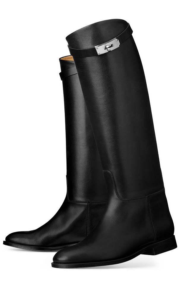 Hermes ladies' boot - my favorites!                                                                                                                                                      More