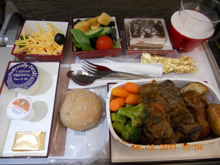 Asiana airlines in flight meal in flight foods for Asiana indian cuisine
