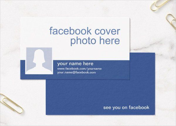 Facebook Business Card Template Awesome 21 Business Card Templates Free Premium Download Business Card Template Card Template Facebook Business