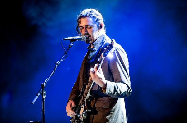 Review: Hozier at Beacon Theater With Somber Songs of Love and Other Futilities - NYTimes.com