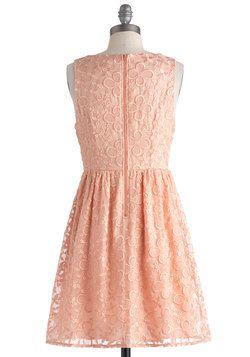 Date at Dawn Dress, #ModCloth