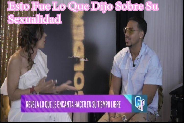 Romeo Santos Habla De Su Sexualidad Durante Entrevista En El Gordo Y La Flaca