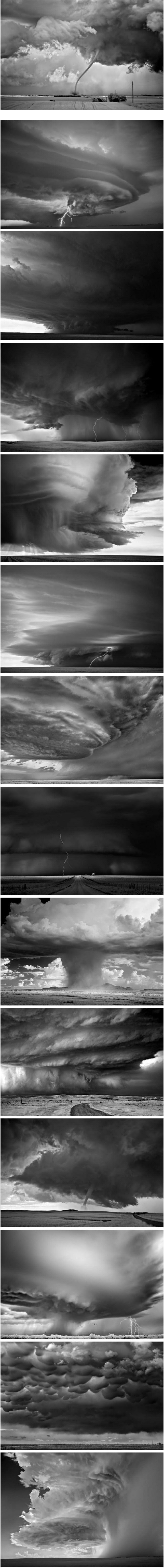 Heavy storms by Mitch Dobrowner