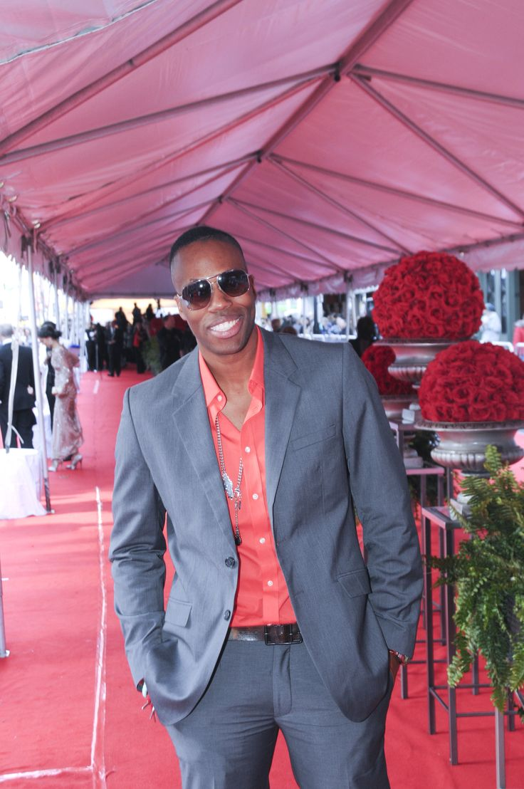 Kardinal on the 2012 Canada's Walk of Fame Red Carpet.