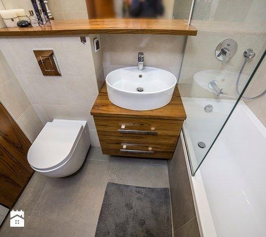 Łazienka styl Rustykalny - zdjęcie od Och-Ach_Concept