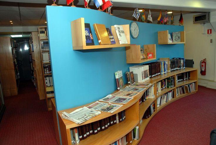 Bibliotecas Las Condes