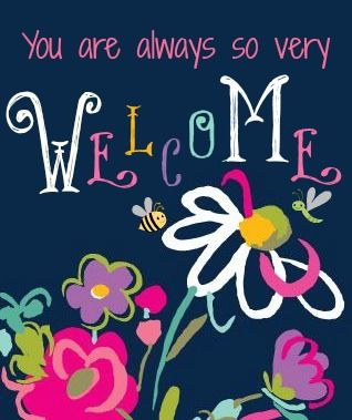 1000+ images about Welcome & Thanks♥️ on Pinterest   Happy ...  1000+ images ab...
