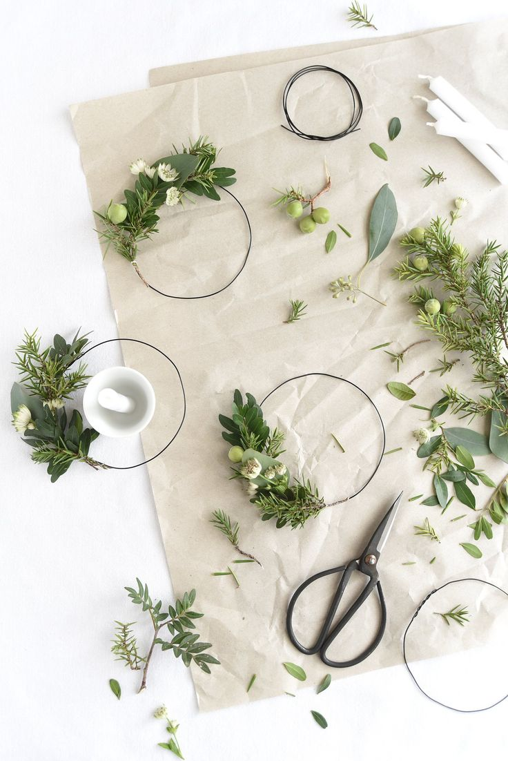 Tabletop Ideas for Holiday Dinner Parties - decor8