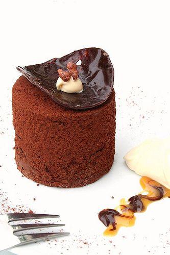 Caramel Chocolate Crunch: A Dessert For Snarling Pleasure
