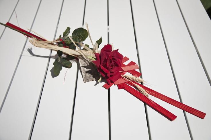 17 best images about viviendo el sant jordi on pinterest - Adornos florales para casa ...