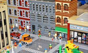 Groupon - Brick Fest Live LEGO Fan Festival at Maryland State Fairgrounds on September 19-21 (48% Off)  in Maryland State Fairgrounds. Groupon deal price: $22