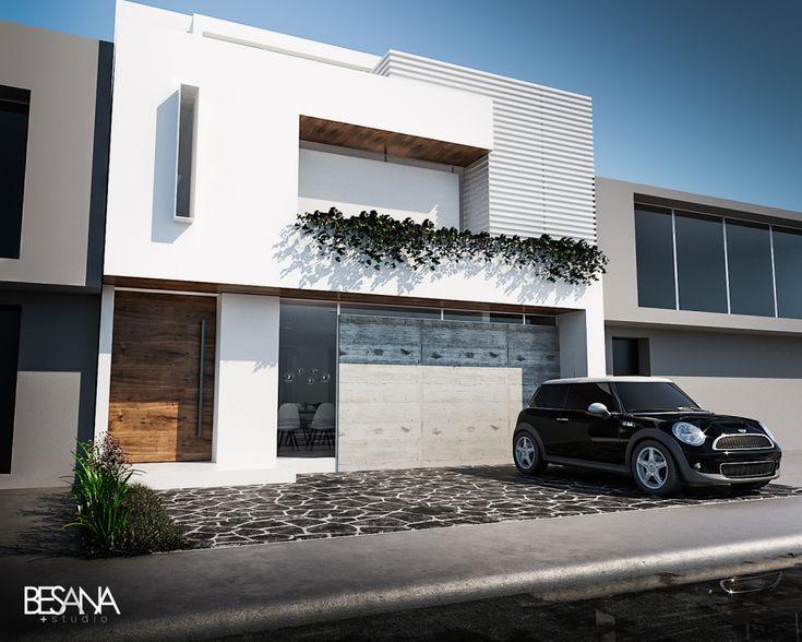 Bienvenido a Besana Studio en 2019 Casas modernas