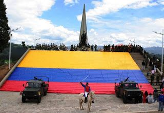 Se conmemoró el aniversario 196 de la batalla del Pantano de Vargas | EXCELSIO de Boyacá