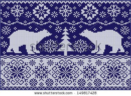 Best 25+ Fair isle knitting patterns ideas on Pinterest | Fair ...