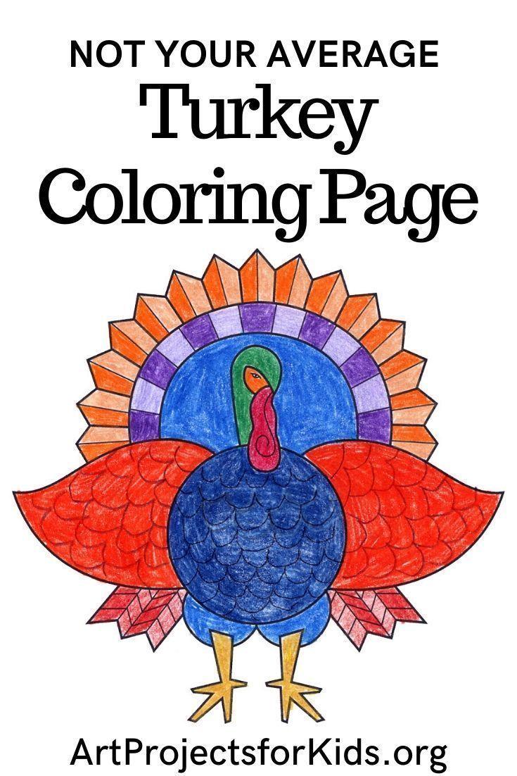 Turkey Coloring Page Turkeyprojectsforkids Turkey Coloring Page Free Download From Art In 2020 Bring Mich Zum Lacheln Muttertagsgeschenke Diy Ideen Fur Weihnachten
