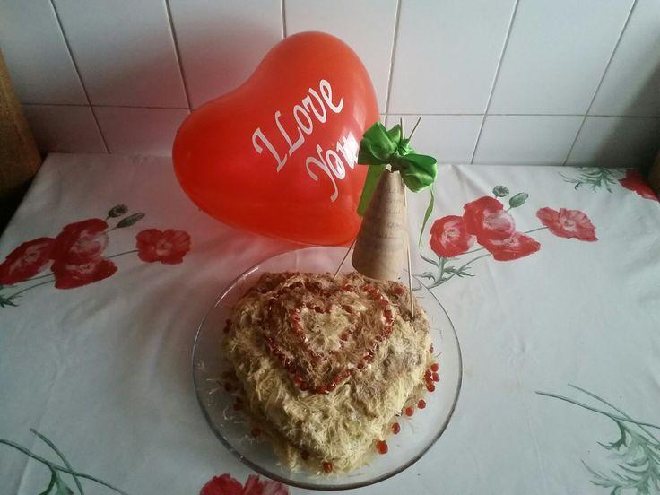 1095 gün pastanım  seni seviyorum ....