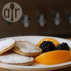 Traditional Scotch Pancake - try one of our most popular pancake recipes for Shrove Tuesday