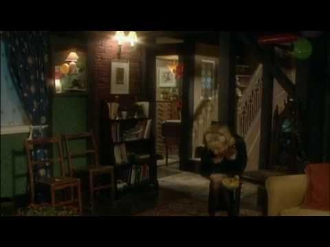 Johnny Depp in the Vicar of Dibley