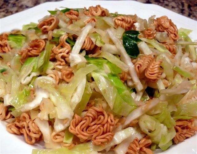 Asian Salad Cabbage 92