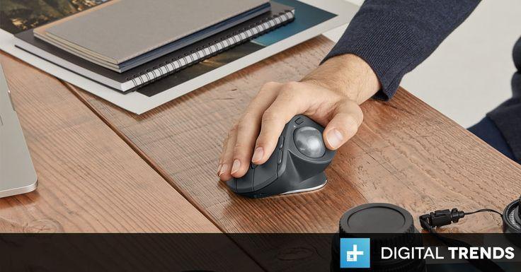 The ergonomic Logitech MX Ergo is looking to avoid wrist strain https://www.digitaltrends.com/computing/logitech-mx-ergo-trackball-mouse/?utm_campaign=crowdfire&utm_content=crowdfire&utm_medium=social&utm_source=pinterest
