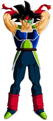 Normal papá de Goku.