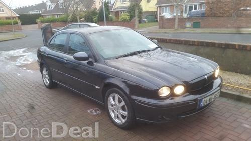 jaguar X Type Sport Diesel