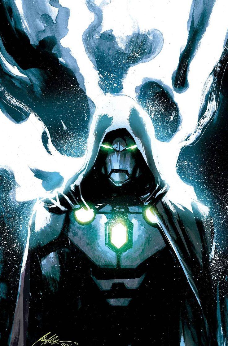 Doctor Doom by RAFAEL ALBUQUERQUE