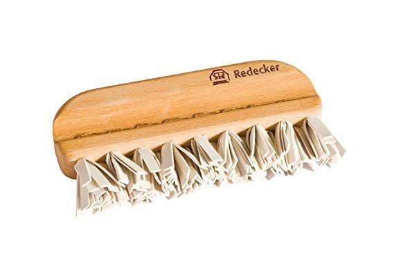 REDECKER Natural Lint Brush with Oiled Beechwood, 5-1/4 ...