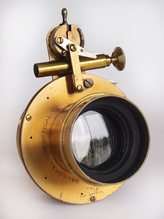 early Bausch & Lomb lens