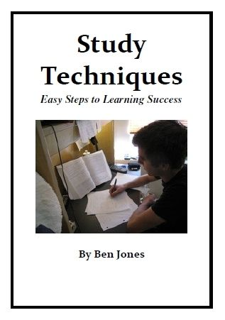 This book provides study techniques and solutions that can be applied to learning and remembering content.  The main topics discussed include: how to use time more effectively, how to read and plan your assignments, and ideas you can use for revising content.  Download from here: https://ganxy.com/i/77374