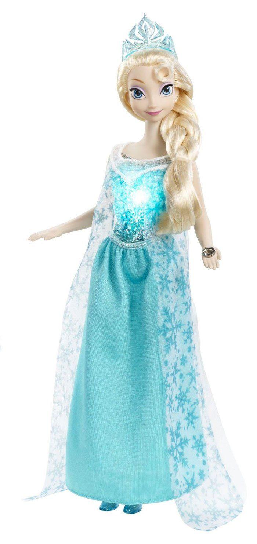 Muñeca Elsa musical Frozen